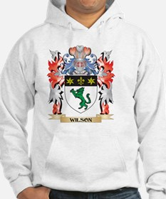 Wilson Coat of Arms - Family Crest Sweatshirt