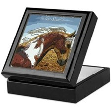 Spirit of the Horse Keepsake Box
