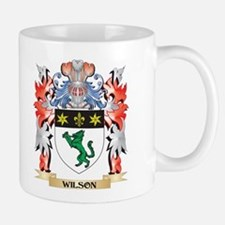 Wilson Coat of Arms - Family Crest Mugs