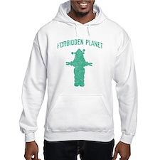 Vintage Forbidden Planet Robot Hoodie