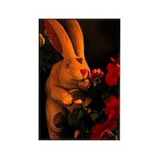 Balinese Rabbit Magnet