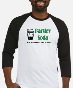Parsley Soda Baseball Jersey