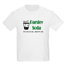 Parsley Soda Kids T-Shirt