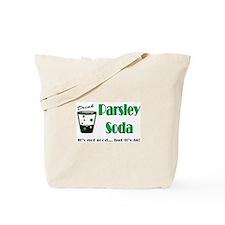 Parsley Soda Tote Bag
