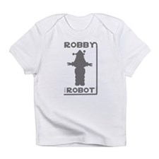 Robby the Robot Outline Infant T-Shirt