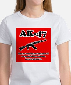 Women's AK-47 T-Shirt