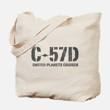 C-57D United Planets Cruiser Tote Bag