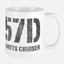 C-57D United Planets Cruiser Mug