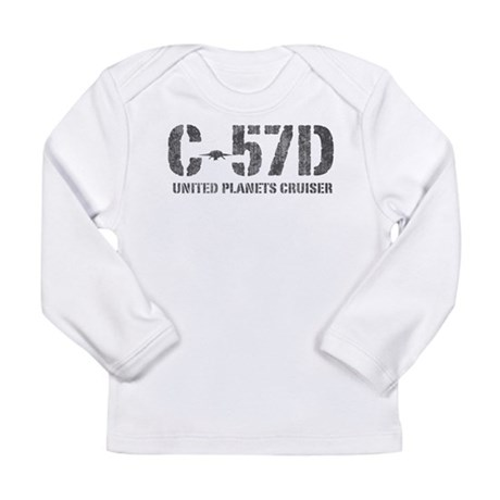 C-57D United Planets Cruiser Long Sleeve T-Shirt