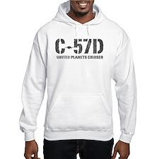 C-57D United Planets Cruiser Hoodie