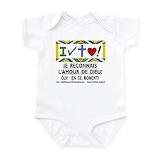 Francais: Je Reconnais! Infant Bodysuit