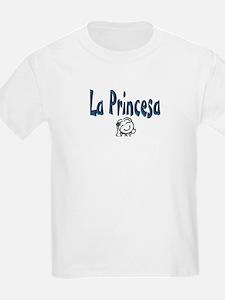 La Princesa  Kids T-Shirt