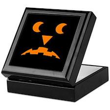 Jack-O-Lantern 2 Keepsake Box