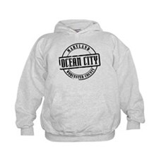 Ocean City Title Hoodie