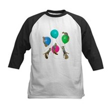 Squirrels Balloons Tee