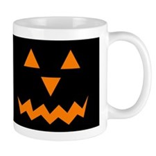 Jack-O-Lantern 3 Mug