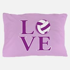 Love netball Pillow Case