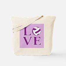 Love netball Tote Bag