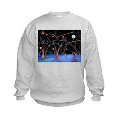 At Night They Sing Sweatshirt