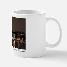 Big Ben night shot, London Mug