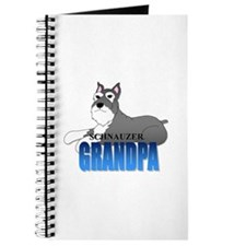 Schnauzer Grandpa Journal