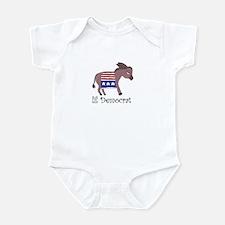 Lil Democrat Infant Bodysuit