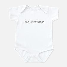 Stop Sweatshops Infant Bodysuit