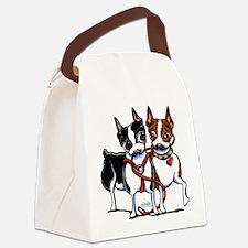 BT Walking Buddies Canvas Lunch Bag