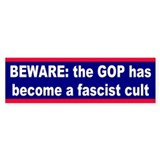 Anti trump and anti republican Bumper Stickers