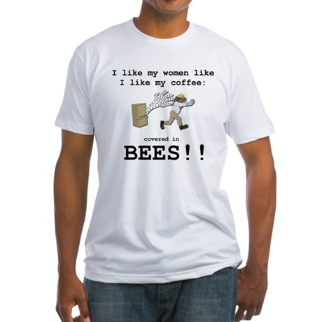 Covered in Bees Tee
