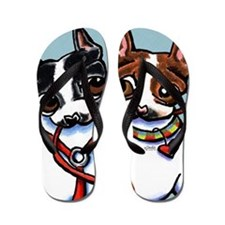 BT Walking Buddies Flip Flops