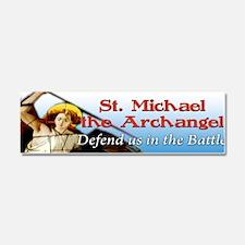 St MIchael Car Magnet