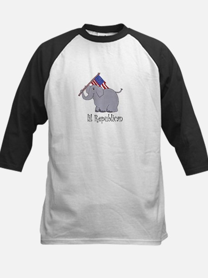 Lil Republican Kids Baseball Jersey
