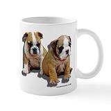 English bulldog coffee mug Small Mugs (11 oz)