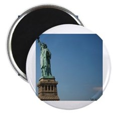 The Statue of Liberty, Liberty Island, New  Magnet
