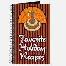 Thanksgiving Gobbler Journal