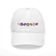LDS YW Flowers Hat