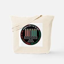 Happy Kwanzaa (Yen Iwe Na Heri) Tote Bag