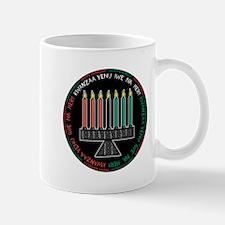 Happy Kwanzaa (Yen Iwe Na Heri) Mug