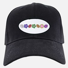 LDS YW Flowers Baseball Hat