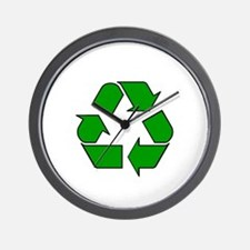 Reuse, recycle, Reduce Wall Clock