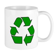 Reuse, recycle, Reduce Mug