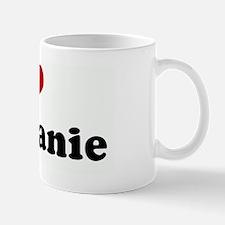 I Love Stephanie Mug