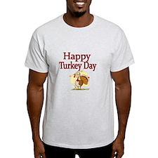 HappyTurkey Day T-Shirt