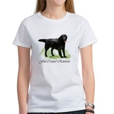 Flat Coated Retriever Tee