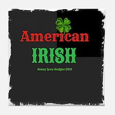 American Irish Tile Coaster