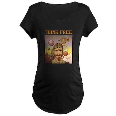 Think Free Maternity T-Shirt
