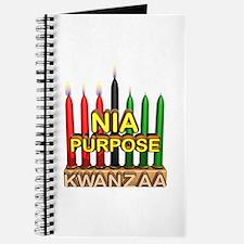 Nia (Purpose) Kinara Journal