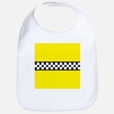 Iconic NYC Yellow Cab Bib