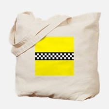 Iconic NYC Yellow Cab Tote Bag